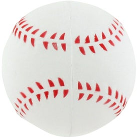 Baseball Stress Reliever for Customization