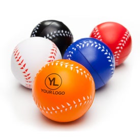 Baseball Stress Reliever for Promotion