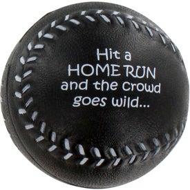 Custom Baseball Stress Ball Giveaways