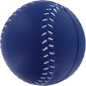 Custom Baseball Stress Ball Imprinted with Your Logo