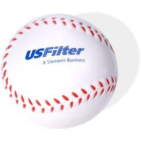 Baseball Stressballs