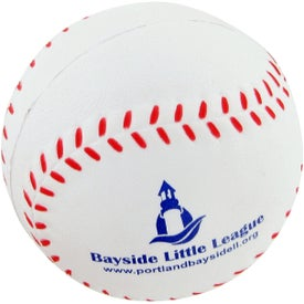 Baseball Stress Toy for Your Church
