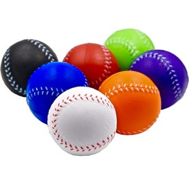 Baseball Stress Toy for Advertising