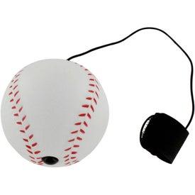 Baseball Stress Ball Yo Yo