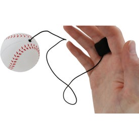 Promotional Baseball Stress Ball Yo Yo