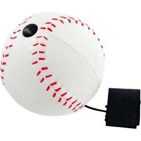 Baseball Yo-Yo Stress Toy for Advertising