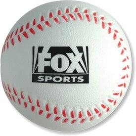 Baseball Stressball