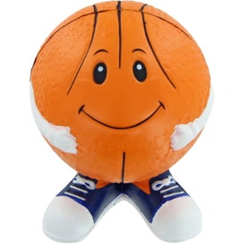 Basketball Man Stress Toy for Customization