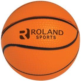 Basketball Sport Stress Relievers