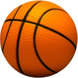 Basketball Sport Stress Relievers for your School