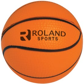 Basketball Sport Stress Relievers