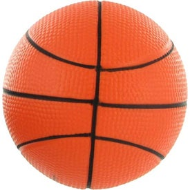 Basketball Stress Reliever for Your Company