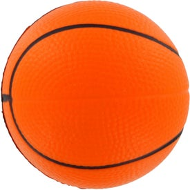 Basketball Stress Reliever for Customization