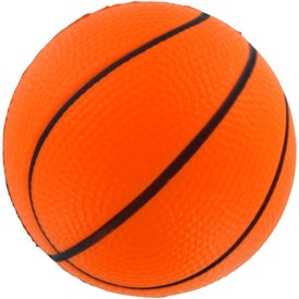 Basketball Stress Reliever for Promotion