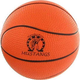 Customized Basketball Stress Reliever
