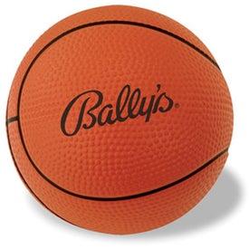Basketball Stressballs