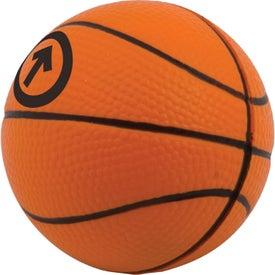 Realistic Basketball Stress Ball
