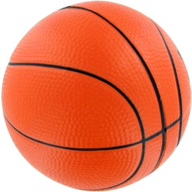 Basketball Stress Toy for Promotion