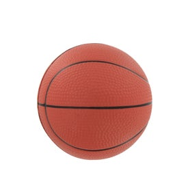 Basketball Stress Ball for Advertising