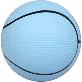 Branded Basketball Stress Ball