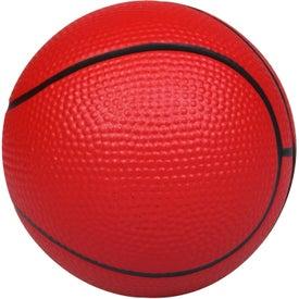Personalized Basketball Stress Ball