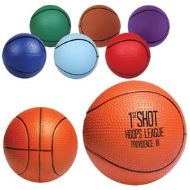 Basketball Stress Ball (Economy)