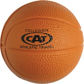 Basketball Squeeze Toy