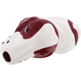 Bassett Hound Stress Reliever Printed with Your Logo