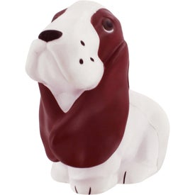Bassett Hound Stress Reliever for Promotion