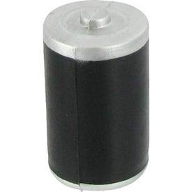 Company Battery Stress Ball