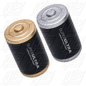 Battery Stress Ball