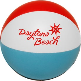 Beach Ball Squeeze Toy
