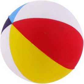 Beach Ball Stress Reliever for your School