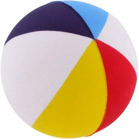Beach Ball Stress Relievers