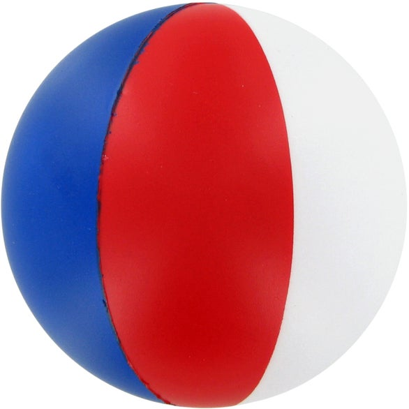 White / Blue / Red