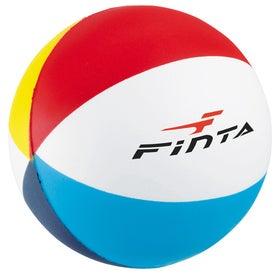 Beach Ball Stressball