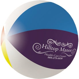 Beach Ball Stress Ball (Economy)