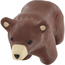 Bear Stress Reliever for Your Company