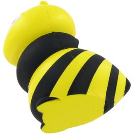 Bee Stress Ball Branded with Your Logo