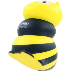 Bee Stress Ball for Marketing
