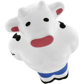 Beefcake Cow Stress Reliever with Your Logo
