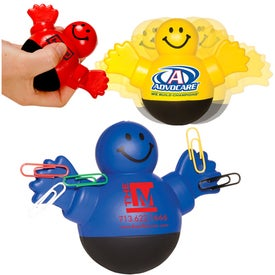 Belly Wobbler Stress Reliever Printed with Your Logo