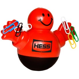Imprinted Belly Wobbler Stress Reliever