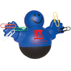 Belly Wobbler Stress Reliever for Advertising
