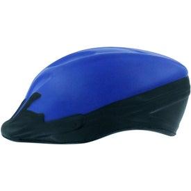 Custom Bicycle Helmet Stress Reliever