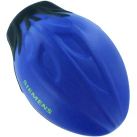 Branded Bicycle Helmet Stress Reliever