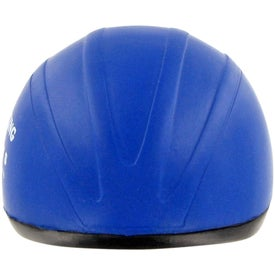 Bicycle Helmet Stress Ball for Customization