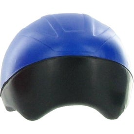 Bicycle Helmet Stress Ball for Promotion