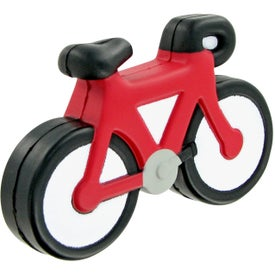 Bicycle Stress Toy with Your Slogan