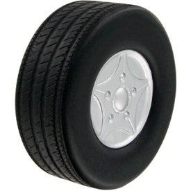 Big Tire Stress Toy